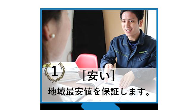 地域最安値 三浦 横須賀 神奈川
