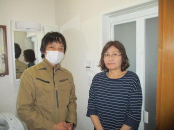 担当の亀井さんの人柄がよく素晴らしかったです。