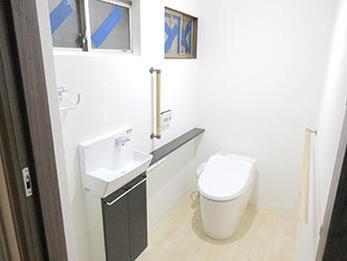 理想のトイレになりました!感謝しています。