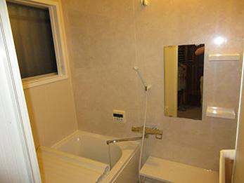 期待通りのきれいなお風呂になりました!パネルの色も豊富で良かったです。