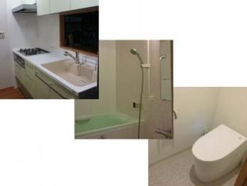 豊富な機能でコンパクトなトイレに変わって満足です