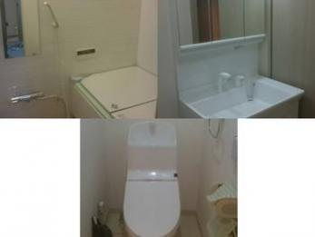 トイレと洗面台も一緒にお願いして良かった