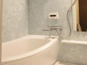 お風呂が気持ち良くて、入浴時間が長くなりました(笑)