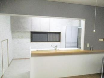 使いやすく素敵なキッチンになりました。ありがとうございました。
