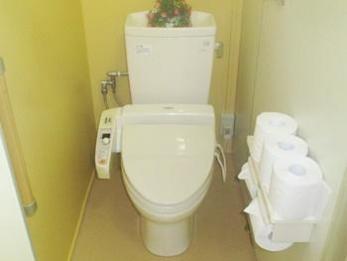 綺麗なトイレになりました。ありがとうございました。