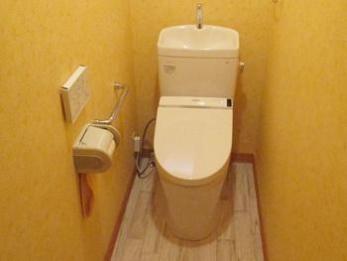 使いやすいトイレになり嬉しいです。