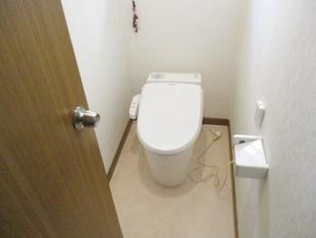 素敵なトイレになりました。ありがとうございました。
